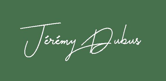 jeremy dubus agence web